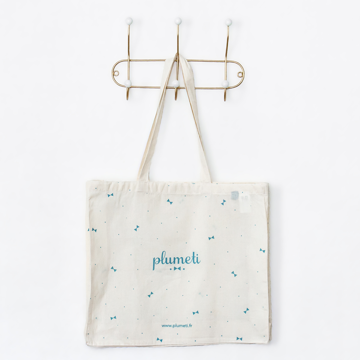 Design tote bag Plumeti - Illustration - Corporate - Design produit - Charlène Roudier